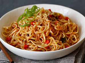 Spicy Kung Pao Noodle