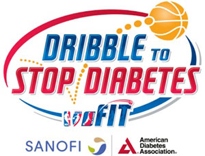 Dribble To Stop Diabetes logo