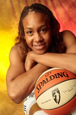 Tamika Catchings Headshot