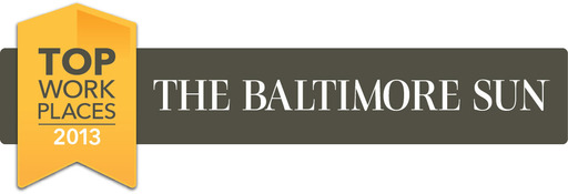 Baltimore Sun Top Workplace Award