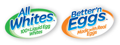 AllWhites and Better'n Eggs logo