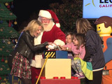 Elizabeth Banks at LEGOLAND California Resort's Tree Lighting Ceremony