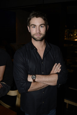 Chace Crawford in Sydney at Marquee, The Star for New Year's Eve