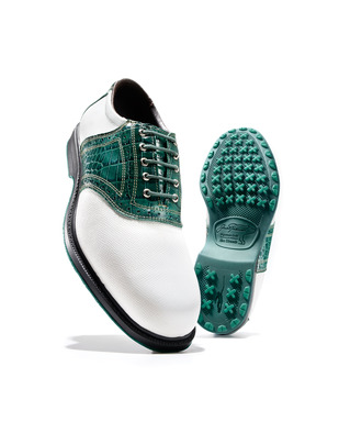 Muirfield Village shoe in White