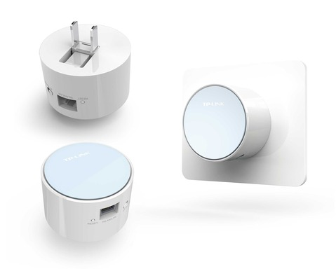 TP-LINK Debuts Tiny, Practical Mini Pocket Router