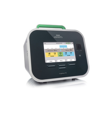 Philips Respironics CoughAssist T70 provides effective, comfortable alternative to traditional suctioning methods
