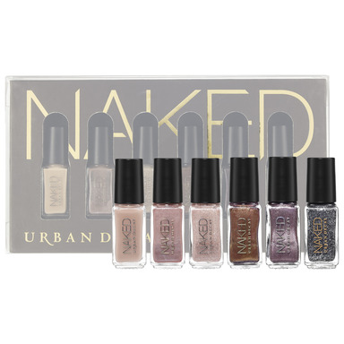 URBAN DECAY NAKED NAIL POLISHES