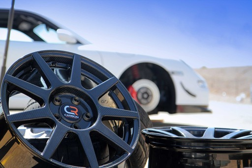 Carbon Revolution's award-winning CR-9 ''one-piece'' carbon fiber wheels are now available in North America through three master distributors: BBI Autosports, Rstrada and Wheel Warehouse.