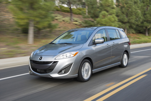2013 Mazda MAZDA5:  Mazda is the 2013 Kelley Blue Book 5-Year Cost to Own Awards brand winner with low depreciation, fuel costs, and maintenance and repair costs across its full model lineup.