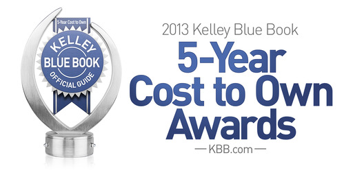 Visit KBB.com to learn which new cars have the lowest projected ownership costs.