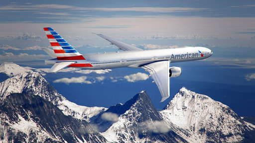 New Livery for American Airlines