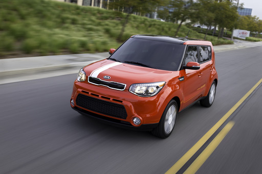 Kia Motors America Unveils All-New 2014 Soul with More Fun, Funkiness and Functionality than Ever