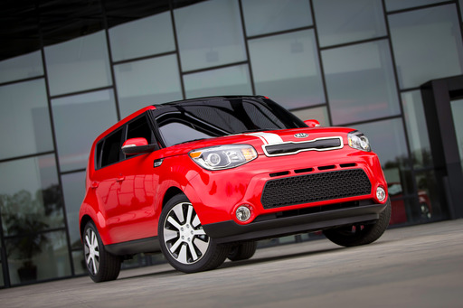 Kia Today Unveiled the All-New 2014 Soul at the New York International Auto Show