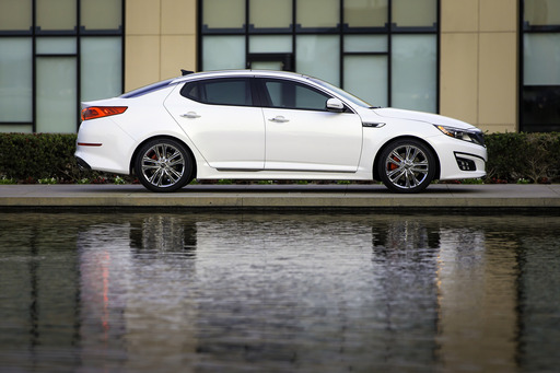 Kia's Best-Selling Optima now Offers more Uplevel Features and Options to Enhance Comfort and Value