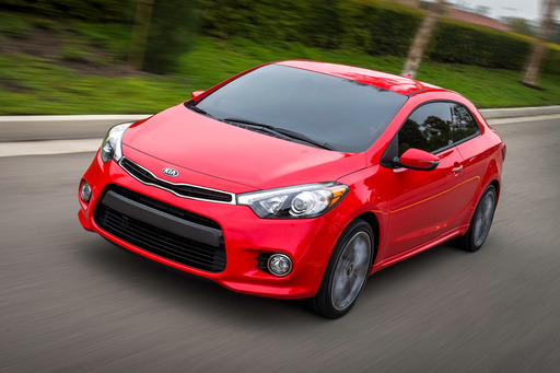 Kia's Most Powerful Forte Koup-Ever Exemplifies World-Class Style and Sportiness