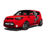 This Kia Soul has the style, confidence and sheer talent we see in the artists on The Voice.