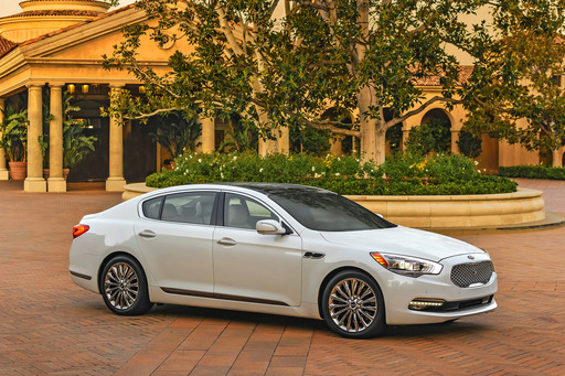 Modern and Elegant, the K900 Signals a New Era for Kia