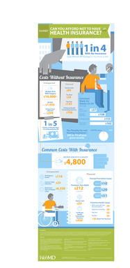 WebMD Healthcare Reform Infographic