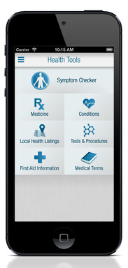 WebMD 4.0 Health Tools