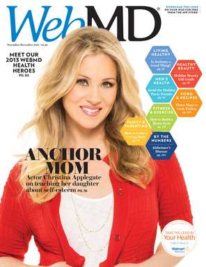 WebMD Magazine Nov/Dec