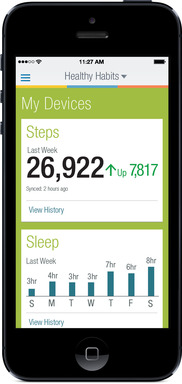 WebMD Healthy Habits: My Devices