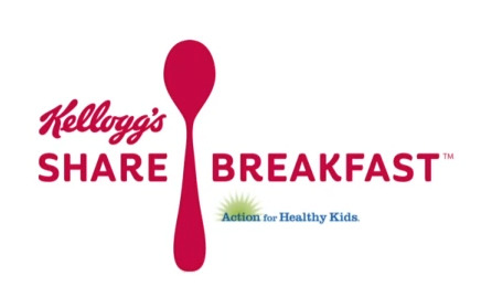 Kellogg's Share Breakfast and Action for Healthy Kids Logo