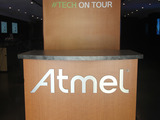Atmel Booth