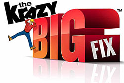 Krazy Big Fix logo