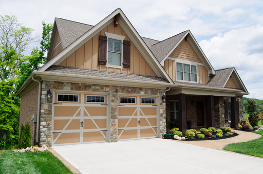 Model 9400 Carriage House Steel Garage Door
