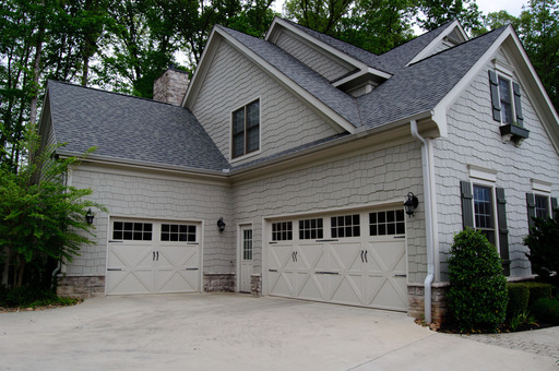 Model 9700 Carriage House Steel Garage Door