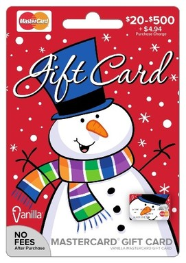 Vanilla Gift offers countless card options so you can find the perfect match for the perfect gift.
