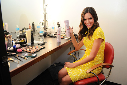 Odette Annable shares her secret to strong, beautiful hair on set in LA. Join her in the CLEAR SCALP & HAIR BEAUTY THERAPY 7 Day Challenge at facebook.com/Clearhaircare