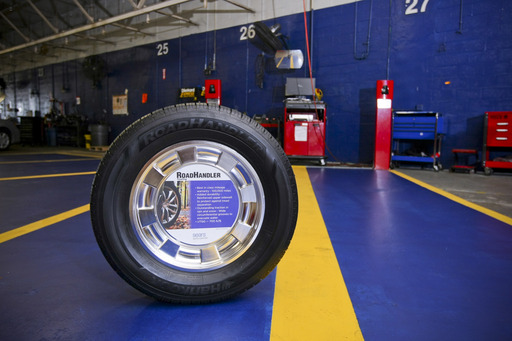RoadHandler Tires Come Complete with a 100,000 Mile Warranty