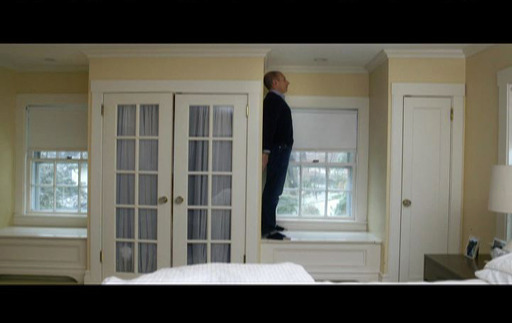 Matt Lauer finds clever hiding places in a PSA that urges dads to become more involved in their kids' lives.