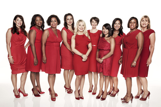 2013 Go Red Women