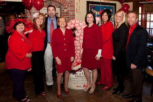 Mimi's Goes Red
