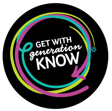 Generation Know logo