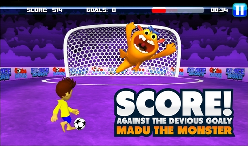 Score Against Madu the Monster