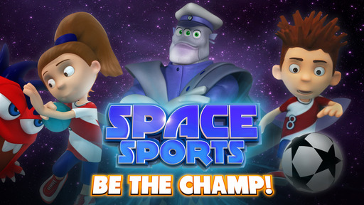 Space Sports - Be the Champ!