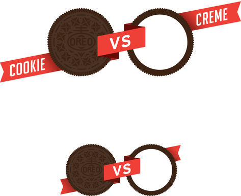 Cookie vs. Creme