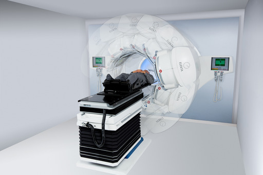 New and innovative High Dose Rate mode leverages advances in flattening filter-free technology providing maximum dose rates three times higher than previous generation Elekta linear accelerators