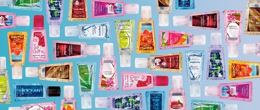 Bath & Body Works Anti-bacterial Collection