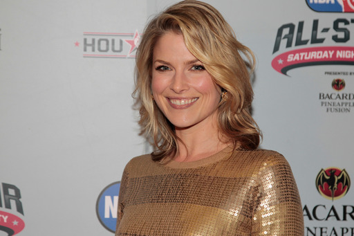 Ali Larter featured at the NBA on TNT All-Star Saturday Night Party, Presented by Bacardi Pineapple Fusion.