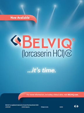 BELVIQ® (lorcaserin HCI) Now Available