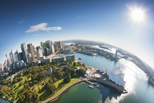 See Sydney like never before – in 360°