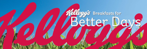 Kellogg's Breakfasts for Better Days.