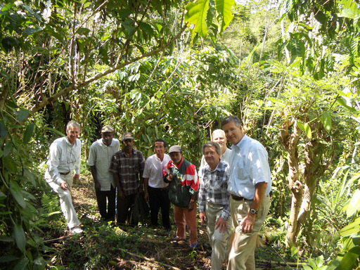 In 2011, a team from General Mills and vanilla supplier Virginia Dare traveled to Madagascar to meet with vanilla growers to better understand their agronomic and economic challenges.