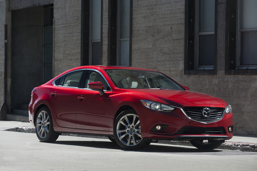 2014 Mazda6 / 2013 World Car Design of the Year Finalist