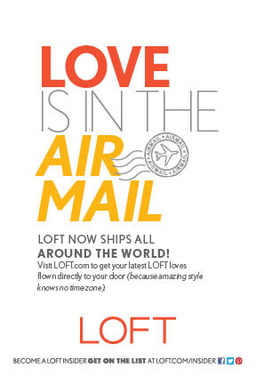 LOFT Now Ships Around the World