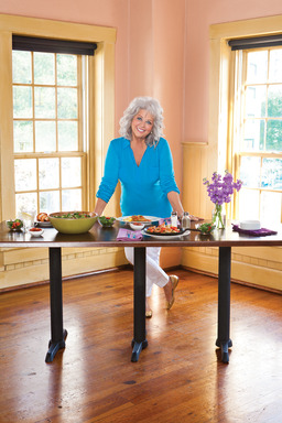 Paula Deen – Healthy Living